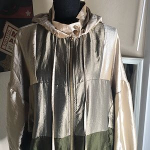 Zara Gold Jacket